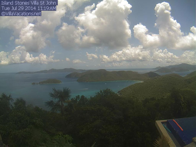 St. John USVI Webcams