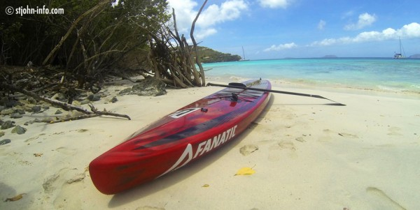 St John Beaches: Cinnamon Bay