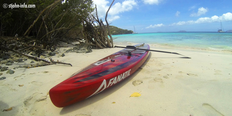St John Beaches: Cinnamon Bay