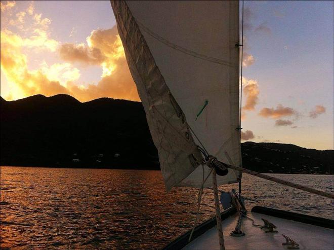 Sunset Sail Charter St. John, USVI
