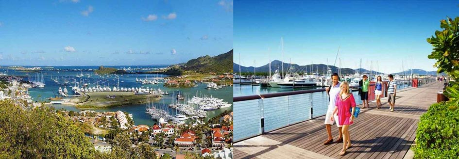 Proposed Coral Bay Marina St John By Summers End Group St John Info Usvi Island Amp Travel