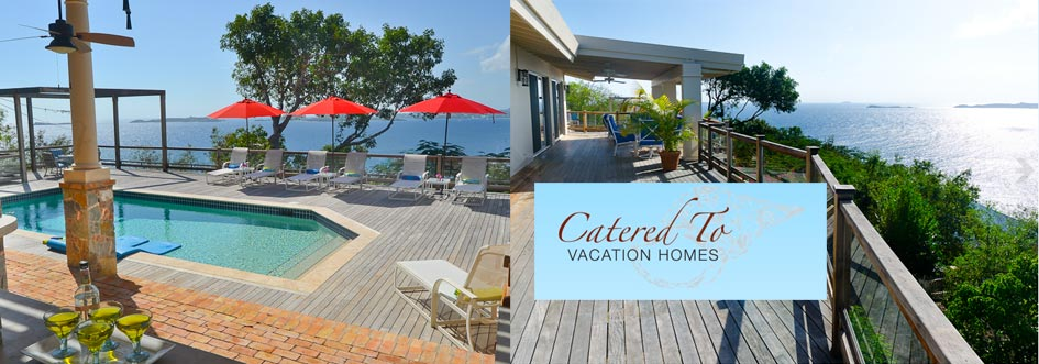St. John Villa Rentals Catered to