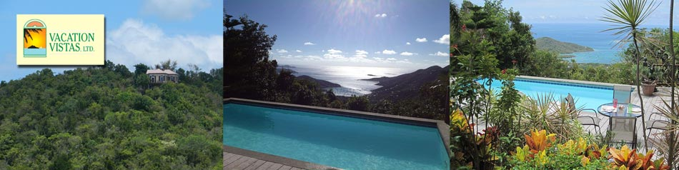 Vacation Vistas St. John Villa Rentals