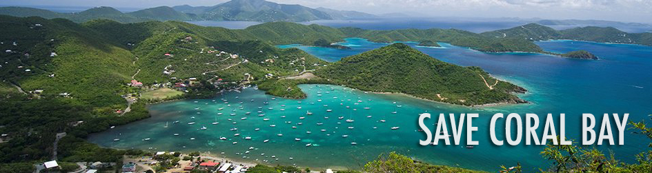 Save Coral Bay New Website And Fundraising St John Info Usvi Island Amp Travel Information